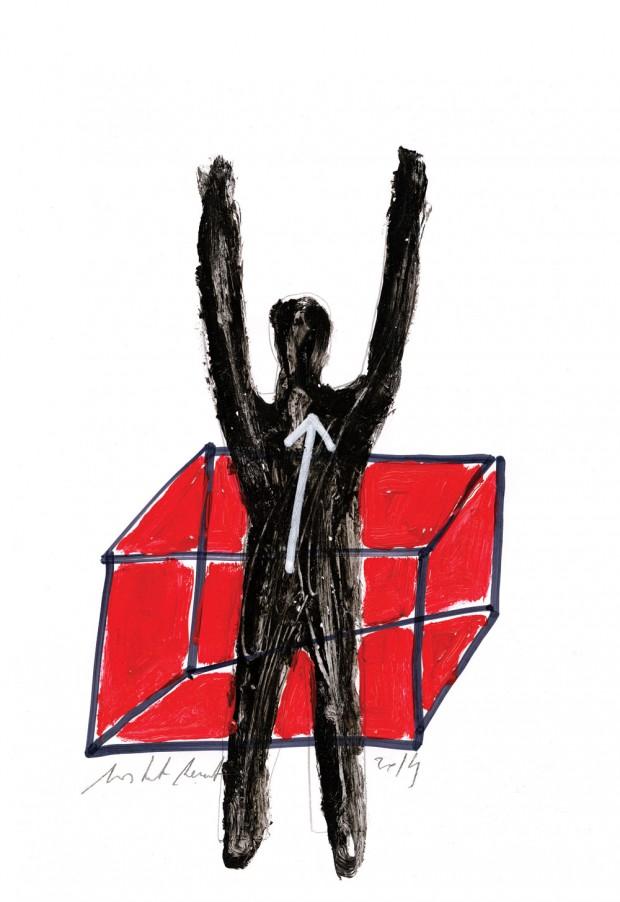 Trabalho de Marco Túlio Resende ilustra o conceito de libido