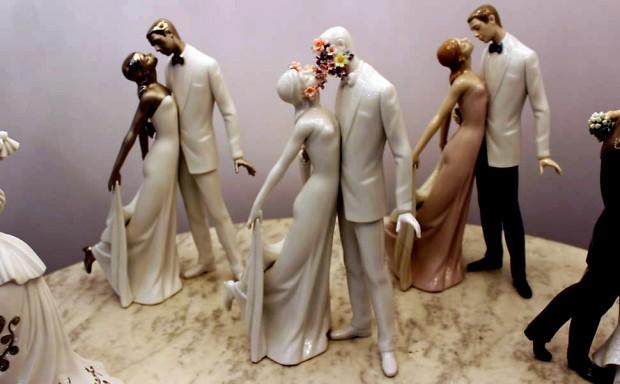 """""""Pela intimidade a dois e contra os casamentos de exibição"""" (Foto: Daniela Braga_Folhapress_2)"""